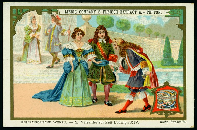 Liebig S573 France in Olden Times