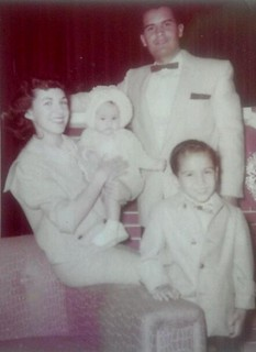 The Gamboa Family of Boyle Heights,L.A.