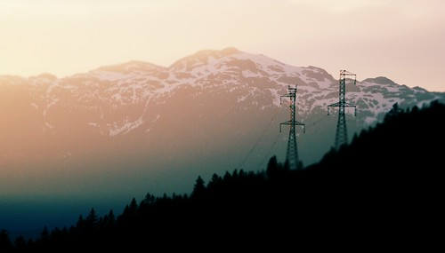 Sunset in the Mountains | by moonstream