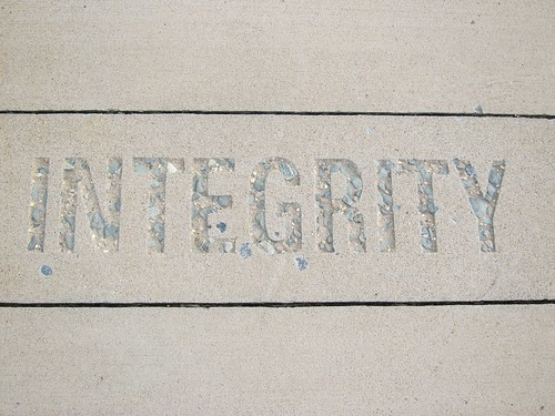 Integrity | by UCFFool