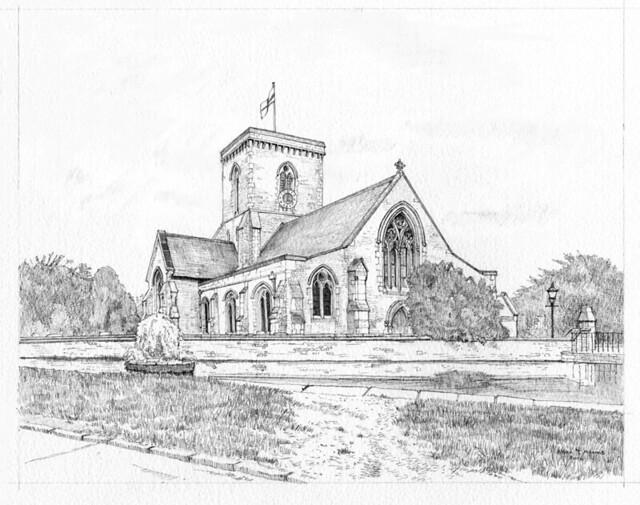 Welton parish church