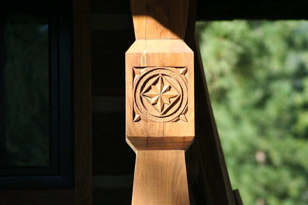 Carved viking chess piece steps with pictures
