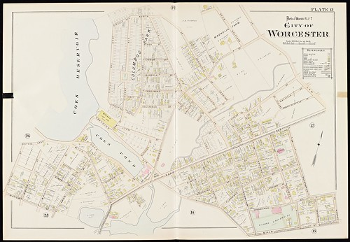 Atlas_Mass_Worcester_1896_0019 | by State Library of Massachusetts
