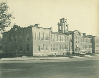 Mason Hall, completed in 1923