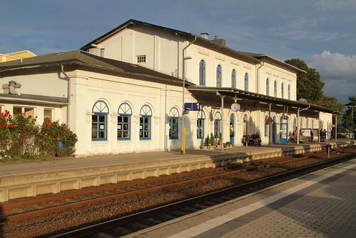 Bahnhof Eutin | Wolfsblut | Flickr
