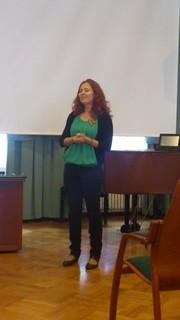 Sanna Marttila, Open GLAM Workshop, #OKFest