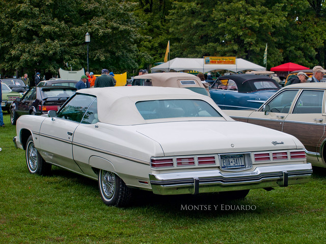 Chevrolet Caprice Classic Convertible 1975
