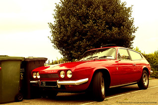 1973 Reliant Scimitar GTE overdrive