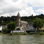 Kirche in Pfaffendorf, Koblenz