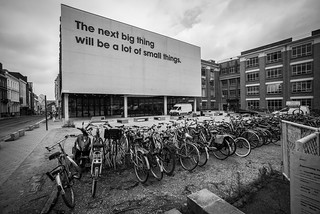 The next big thing will be a lot of small things   by iandolphin24