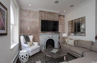 Modern Living Room Design | by Paintzen