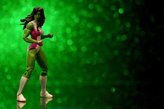 Universal She-Hulk | by JD Hancock