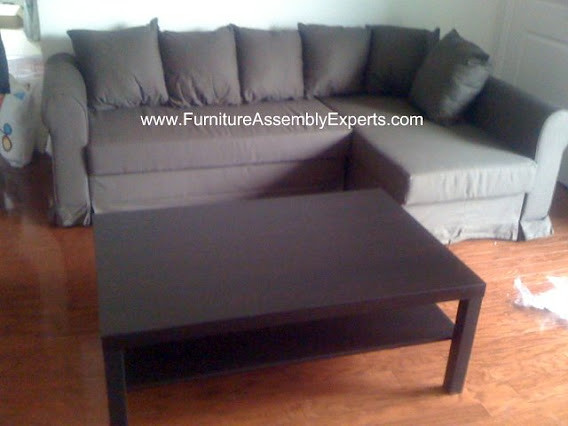 Incredible Ikea Moheda Sofa Bed Assembly Service In Arlington Va Flickr Creativecarmelina Interior Chair Design Creativecarmelinacom