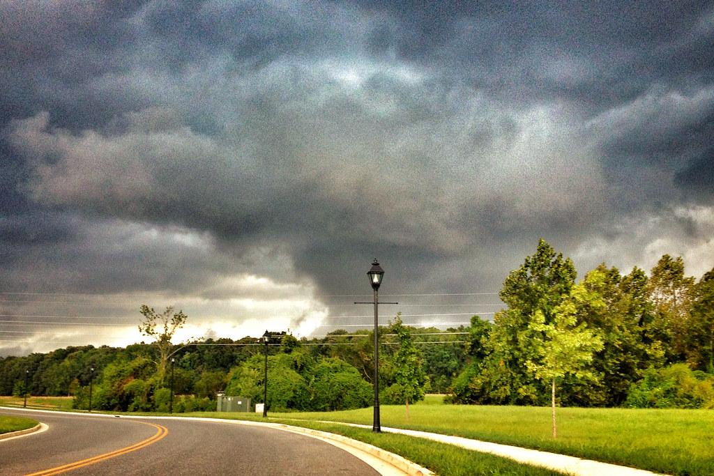 Tornado - Eastern Shore of Maryland 9/8/12