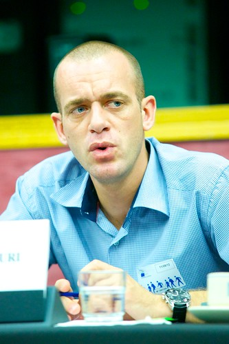 Salah Hamouri | by The Left in the European Parliament