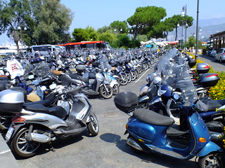 Moped madness.....the Italian way   by Chris Parker2012