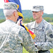 2012 28th Infantry Division Change of Command, Change of Responsiblity
