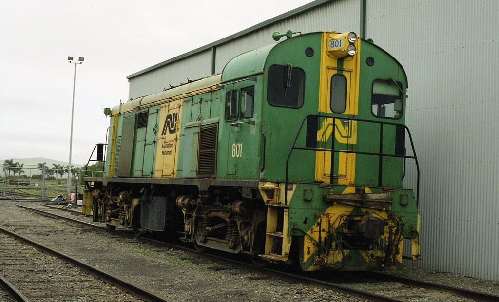 801 Port Adelaide SA 1 by G train 79