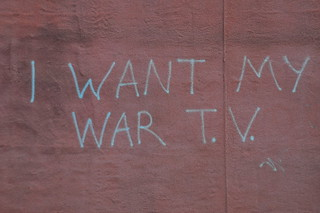 I WANT MY WAR T.V. | by Triborough