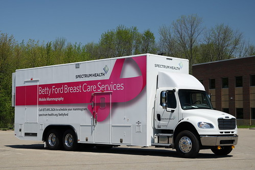 Betty Ford Breast Care Service Locations | by SpectrumHealth