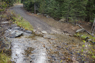 Louie Creek Road