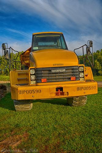 lake water truck sunrise metrobeach nikond600 hdr3exp lakestclairmetropark