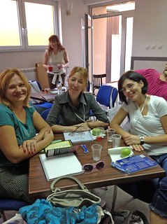 World changers learning in Serbia