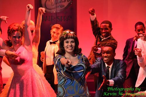 WSU Theatre's Hairspray, 2011