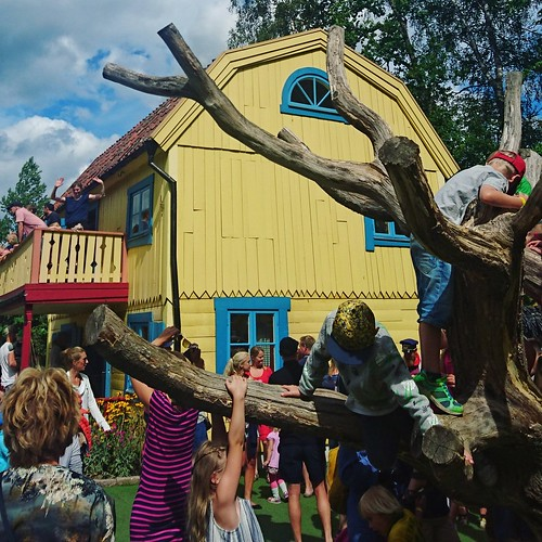 Astrid Lindgren's World in Vimmerby, Sweden   by anywhereism