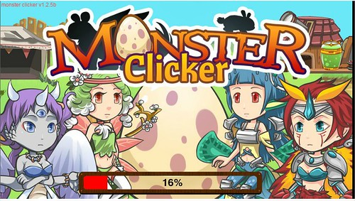 Cookie Clicker Monster Clicker