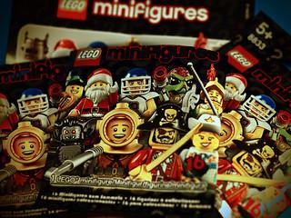 series 8 minifigs