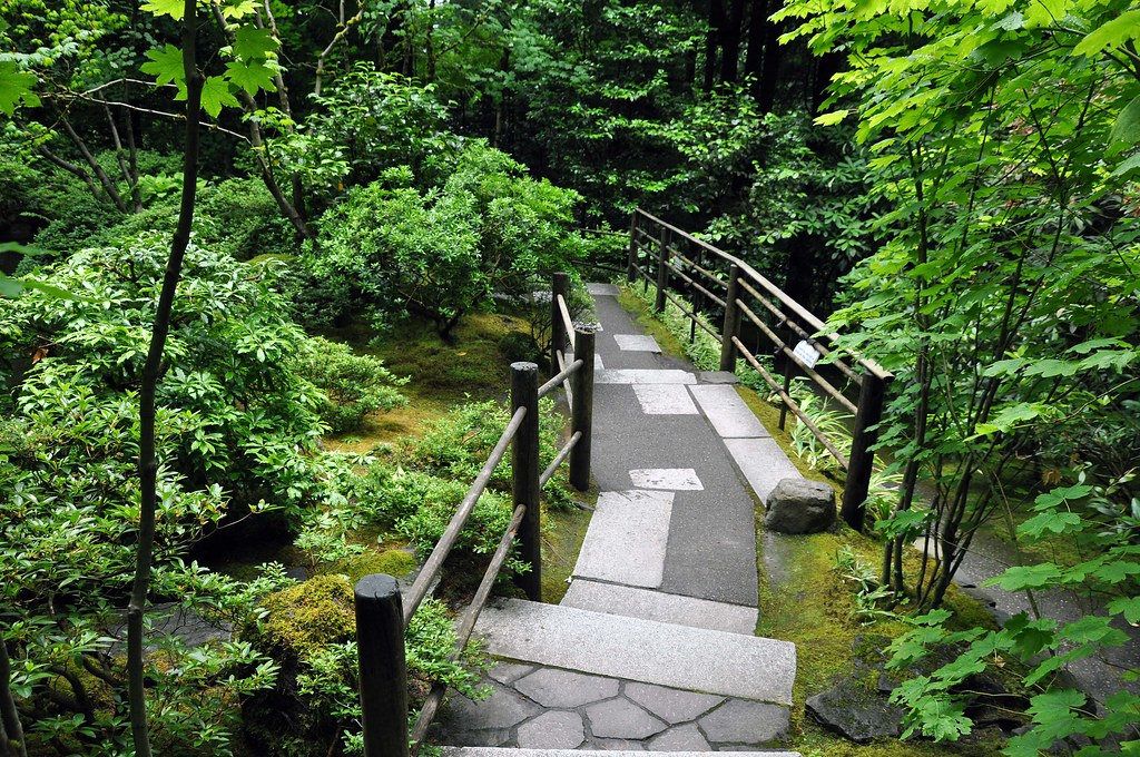 Japanese garden 2 day whirlwind vacation in portland - Portland japanese garden free day ...
