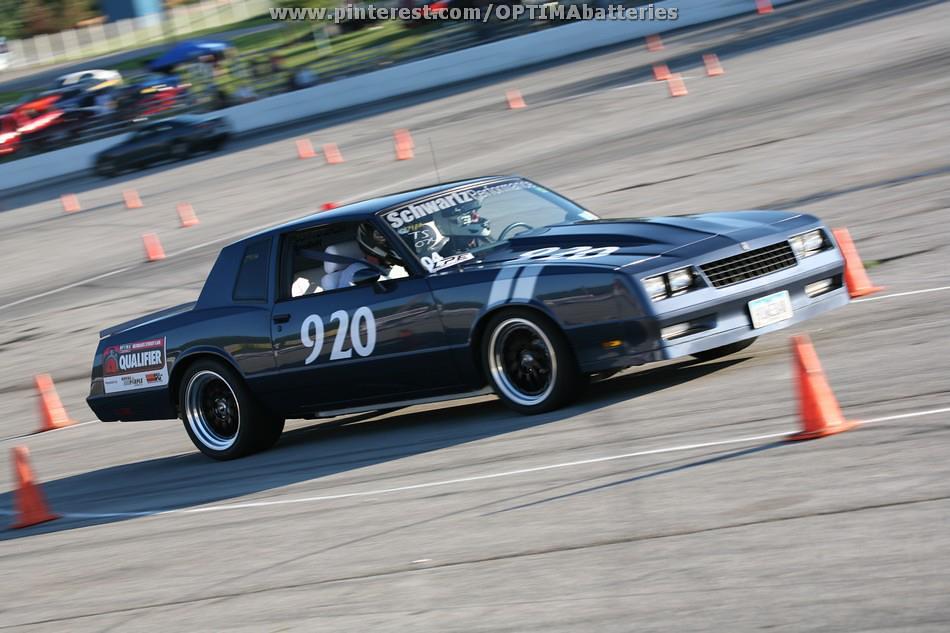 1978–1988 G-Body, Regal, Monte Carlo Chassis - Schwartz