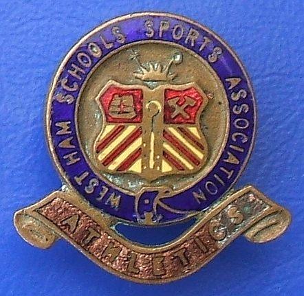 West Ham Schools Sports Association - Athletics award badg…   Flickr