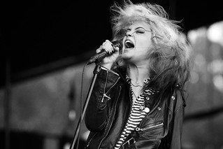 Alison Mosshart of the Kills | by tehgipster