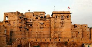Fort Palace - Jaisalmer | by Fulvio Spada