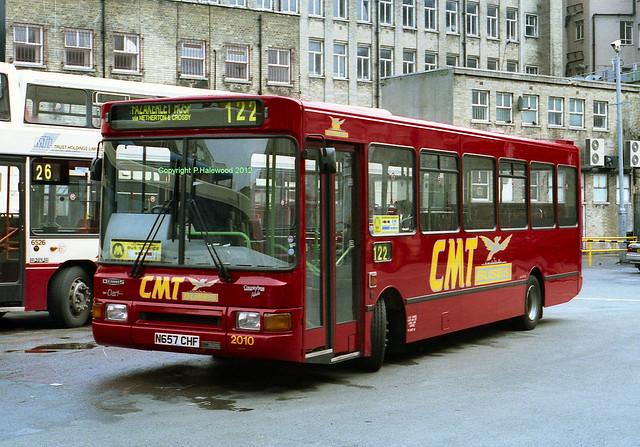 CMT Buses 2010 (N657CHF)