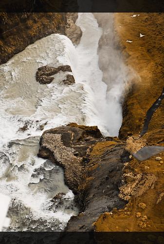 Gullfoss Most Unusual | by Diana Michaels