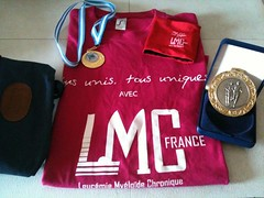 One of the winners of LMC France race against CML (France)