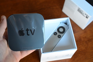 Unboxing Apple TV | by smjbk