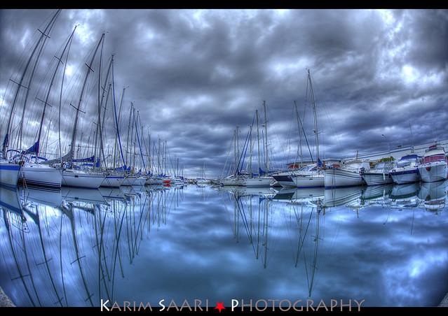 ★ Cloudy Sky ~ Karim SAARI ©