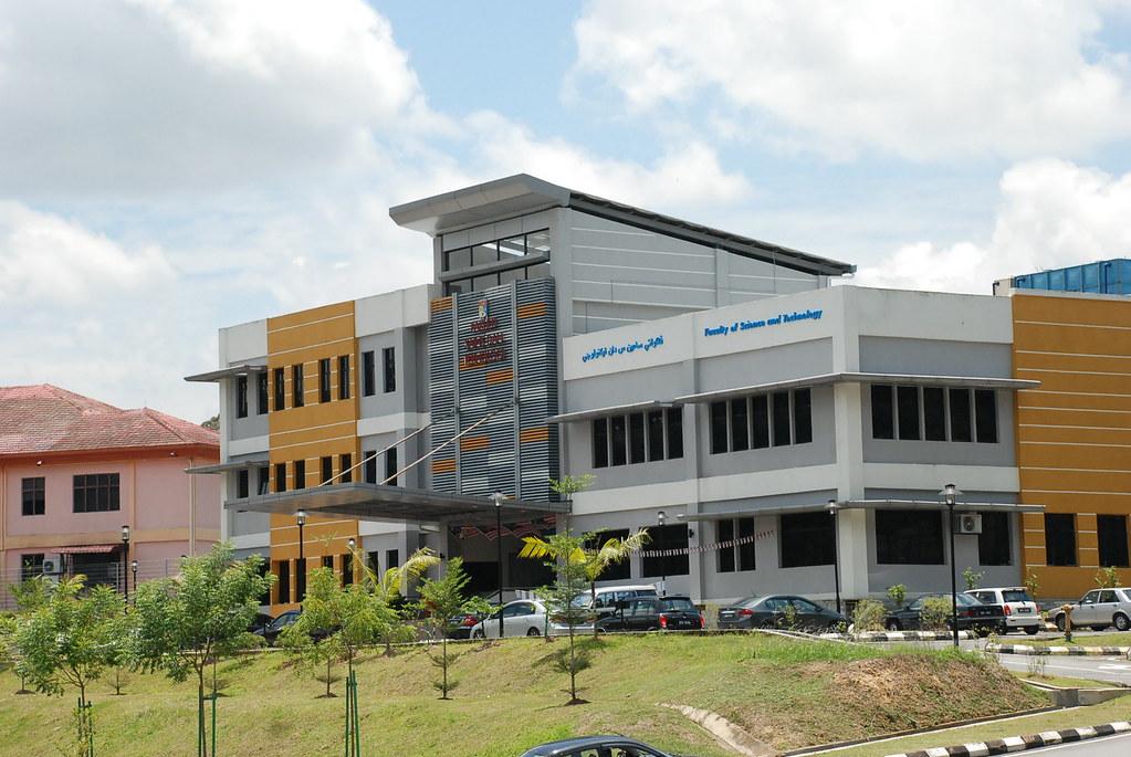 Fakulti Sains Dan Teknologi Ukm Logo
