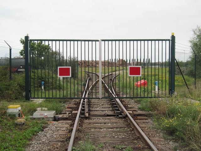 Wismar (Haffeld-Nord) - Industrial area