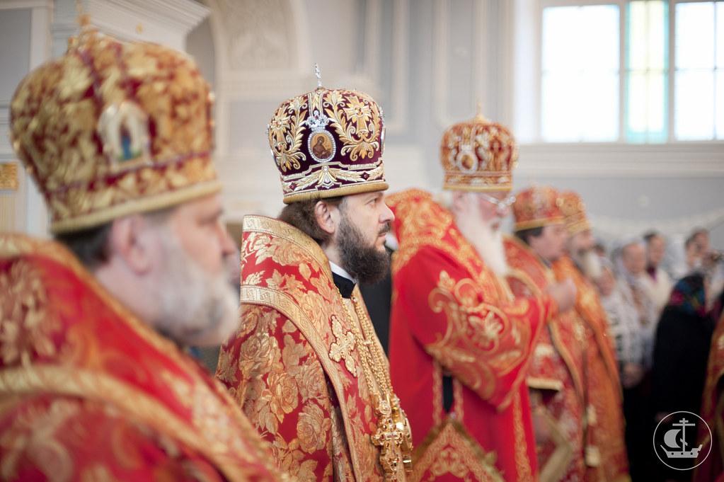 9 октября 2012, Торжества, посвященные Актовому дню Санкт-Петербургской духовной академии