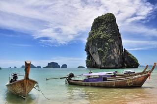 Phra Nang Beach | by chee.hong