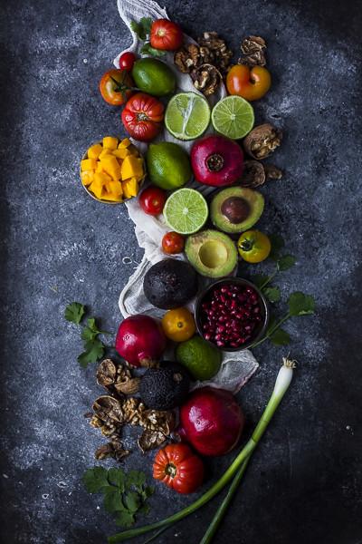Puesto Guacamole Ingredients