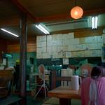 Kishimoto-shokudo diner inside Okinawa, JAPAN