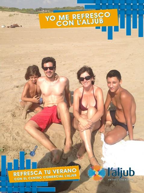 Refresca tu verano (Arenales 4) 06-09-2012