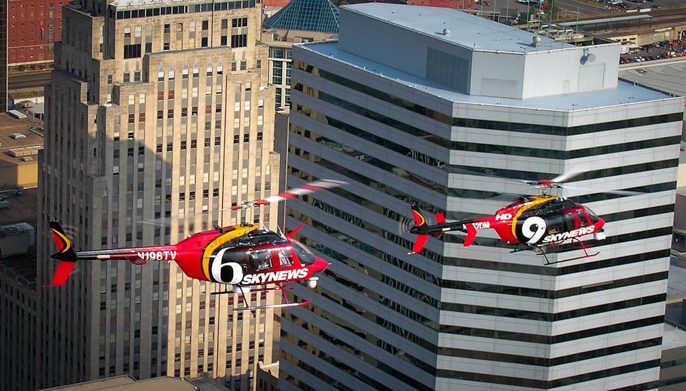 SKYNEWS9 KWTV HELICOPTER SKYNEWS6 KOTV   TELEVISION / TV / N…   Flickr