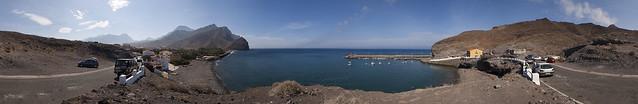 Muelle de La Aldea de San Nicolas, Isla de Gran Canaria
